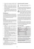 BlackandDecker Marteau Perf Rotatif- Kd750 - Type 1 - Instruction Manual (Tchèque) - Page 6