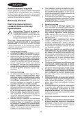 BlackandDecker Marteau Rotatif- Kd885 - Type 1 - Instruction Manual (la Hongrie) - Page 4