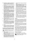 BlackandDecker Marteau Rotatif- Kd885 - Type 1 - Instruction Manual (la Hongrie) - Page 5