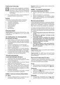 BlackandDecker Marteau Rotatif- Kd885 - Type 1 - Instruction Manual (la Hongrie) - Page 6