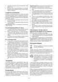 BlackandDecker Marteau Rotatif- Kd885 - Type 1 - Instruction Manual (la Hongrie) - Page 7