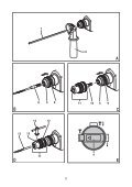 BlackandDecker Marteau Rotatif- Kd885 - Type 1 - Instruction Manual (Roumanie) - Page 2