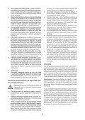 BlackandDecker Marteau Rotatif- Kd885 - Type 1 - Instruction Manual (Roumanie) - Page 5