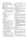 BlackandDecker Marteau Rotatif- Kd885 - Type 1 - Instruction Manual (Roumanie) - Page 6