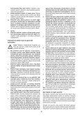BlackandDecker Meuleuse Petit Diamètre- Kg751 - Type 1 - Instruction Manual (Turque) - Page 5