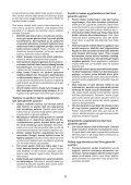 BlackandDecker Meuleuse Petit Diamètre- Kg751 - Type 1 - Instruction Manual (Turque) - Page 6