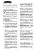BlackandDecker Meuleuse Petit Diamètre- Ast15 - Type 3 - Instruction Manual (Roumanie) - Page 4