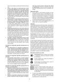 BlackandDecker Meuleuse Petit Diamètre- Kg900 - Type 3 - Instruction Manual (Roumanie) - Page 7