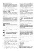 BlackandDecker Meuleuse- Kg915 - Type 1 - Instruction Manual (Slovaque) - Page 5