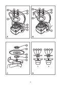 BlackandDecker Meuleuse Petit Diamètre- Kg725 - Type 3 - Instruction Manual (Roumanie) - Page 2