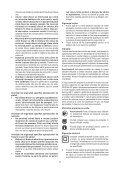 BlackandDecker Meuleuse Petit Diamètre- Kg725 - Type 3 - Instruction Manual (Roumanie) - Page 7