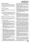 BlackandDecker Meuleuse Petit Diamètre- Kg925 - Type 3 - Instruction Manual (Lituanie) - Page 5