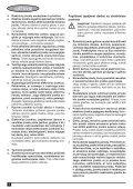 BlackandDecker Meuleuse Petit Diamètre- Kg925 - Type 3 - Instruction Manual (Lituanie) - Page 6