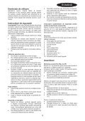 BlackandDecker Aspirateur Auto- Pad1200 - Type 1 - Instruction Manual (Roumanie) - Page 3