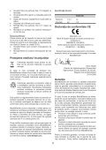 BlackandDecker Aspirateur Auto- Pad1200 - Type 1 - Instruction Manual (Roumanie) - Page 5