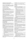 BlackandDecker Convertisseur De Courant- Bdpc750 - Type 1 - Instruction Manual (Roumanie) - Page 4