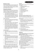 BlackandDecker Aspirateur Auto- Pad1200 - Type 1 - Instruction Manual (Turque) - Page 3
