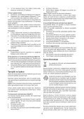 BlackandDecker Aspirateur Auto- Pad1200 - Type 1 - Instruction Manual (Turque) - Page 4