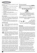 BlackandDecker Aspirateur Auto- Pad1200 - Type 1 - Instruction Manual (Lituanie) - Page 6