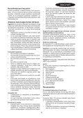 BlackandDecker Aspirateur Auto- Pad1200 - Type 1 - Instruction Manual (la Hongrie) - Page 3