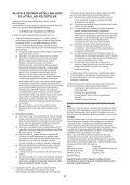 BlackandDecker Aspirateur Auto- Pad1200 - Type 1 - Instruction Manual (la Hongrie) - Page 6