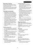 BlackandDecker Aspirateur Auto- Acv1205 - Type 1 - Instruction Manual (Roumanie) - Page 3