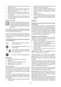 BlackandDecker Gonfleur- Asi300 - Type 4 - Instruction Manual (Roumanie) - Page 4