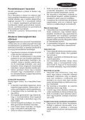 BlackandDecker Gonfleur- Asi300 - Type 4 - Instruction Manual (la Hongrie) - Page 3