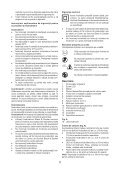 BlackandDecker Gonfleur- Asi500 - Type H2 - Instruction Manual (Roumanie) - Page 5