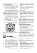 BlackandDecker Gonfleur- Asi500 - Type H2 - Instruction Manual (Roumanie) - Page 7