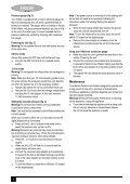 BlackandDecker Gonfleur- Asi300 - Type 3 - Instruction Manual (Européen) - Page 6