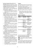 BlackandDecker Gonfleur- Asi300 - Type 3 - Instruction Manual (Tchèque) - Page 6