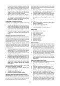 BlackandDecker Chargeur De Batterie- Bdsbc20a - Type 1 - Instruction Manual (Roumanie) - Page 6