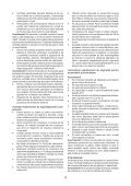 BlackandDecker Demarreur- Bdjs450i - Type 1 - Instruction Manual (Tige & piston) - Page 4