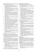 BlackandDecker Demarreur- Bdjs450i - Type 1 - Instruction Manual (Tige & piston) - Page 6