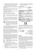 BlackandDecker Demarreur- Bdjs450i - Type 1 - Instruction Manual (Tige & piston) - Page 7