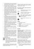 BlackandDecker Gonfleur- Asi300 - Type 2 - Instruction Manual (Tchèque) - Page 4