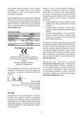 BlackandDecker Gonfleur- Asi300 - Type 2 - Instruction Manual (Tchèque) - Page 7