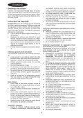 BlackandDecker Phare Auto- Bdhl18 - Type 1 - Instruction Manual (Roumanie) - Page 4