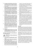 BlackandDecker Marteau Rotatif- Kd860 - Type 2 - Instruction Manual (Roumanie) - Page 5
