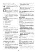 BlackandDecker Marteau Rotatif- Kd860 - Type 2 - Instruction Manual (Roumanie) - Page 6