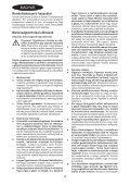 BlackandDecker Perceuse S/f- Hp186f4bk - Type H1 - Instruction Manual (la Hongrie) - Page 4