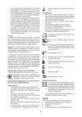 BlackandDecker Perceuse S/f- Hp186f4bk - Type H1 - Instruction Manual (la Hongrie) - Page 6
