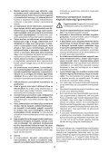 BlackandDecker Perceuse S/f- Hp148f4lbk - Type H3 - Instruction Manual (la Hongrie) - Page 4