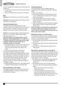 BlackandDecker Perceuse S/f- Hp148f4lbk - Type H3 - Instruction Manual (Européen) - Page 6