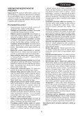 BlackandDecker Perceuse- Kr510re - Type 2 - Instruction Manual (Tchèque) - Page 3