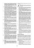 BlackandDecker Marteau Perforateur- Egbl148 - Type H1 - Instruction Manual (Pologne) - Page 4