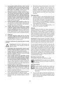 BlackandDecker Marteau Perforateur- Kr714cres - Type 2 - Instruction Manual (Roumanie) - Page 5