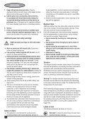 BlackandDecker Marteau Perforateur- Xtd91k - Type 1 - Instruction Manual (Européen) - Page 6