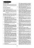 BlackandDecker Marteau Perforateur- Kr714cres - Type 2 - Instruction Manual (Turque) - Page 4